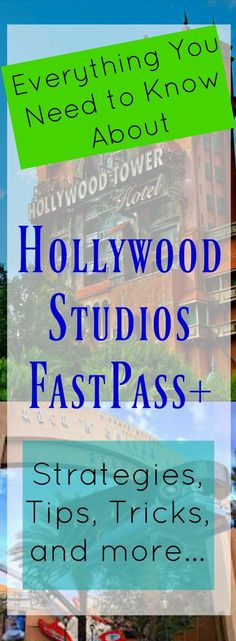 Check out this AMAZING guide to FastPass+ at Disney Hollywood Studios! Disney Vacation Planning, Disney World Planning, Disney World Vacation, Disney Cruise Line, Walt Disney World, Disney Travel, Disney Parks, Vacation Ideas, Disney World Tips And Tricks