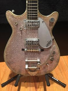 1961 Gretsch Duo Jet Silver Sparkle with Bigsby