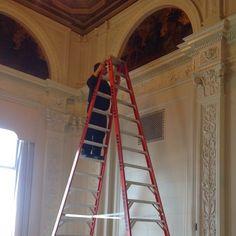 Art studio Sergey Konstantinov. Art restoration San Francisco. Art studio Sergey Konstantinov. San Francisco. Mural. 