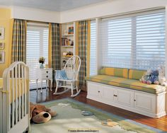 Brilliant Idea Window Seat By Putting Thin Long Mattress On The Sidebar's Surface In The Baby Room Picture Cozy Window Seat Decorating Ideas Picture Living Room Image. House Interior Design Ideas