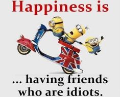 """Top 40 Funny despicable me Minions Quotes """"Instead of saying """"I don't have time"""" try saying """"it's not a priority"""" and see how that feels. What we think, we Minion Humour, Funny Minion Memes, Minions Quotes, Funny Jokes, Hilarious, Emoji Quotes, Stupid Funny, Super Funny Quotes, Funny Quotes About Life"""