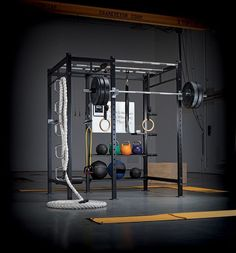 Functional fitness strength training workout equipment for gyms