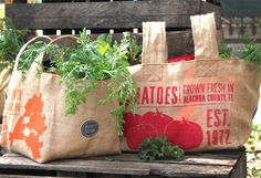 Market Bags by Market Grown