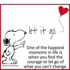 Let it go. One of the happiest moments in life is when you find the courage to let go of what you can't change. Yeah baby, this is totally #WildlyAlive! #selflove #fitness #health #nutrition #weight #loss LEARN MORE → www.WildlyAliveWeightLoss.com