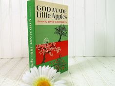 God Made Little Apples  Vintage First Edition by DivineOrders, $13.00