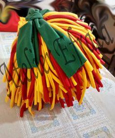 cc9644813c Vestido Emilia + peruca - Ju Rosas Roupas e acessórios