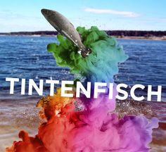 "A squid is known as a ""Tintenfisch"" in German, which means ""ink fish."" 
