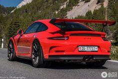 Porsche 991 GT3 RS 2