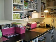 Happy Heart Studio: Sharing Some Storage Solutions