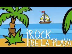 Rock de la Playa   Canciones infantiles   DUBBI KIDS - YouTube Bilingual Kindergarten, Spelling Bee, Working With Children, Classroom Decor, Funny Kids, Rock N Roll, Crafts For Kids, Make It Yourself, Videos