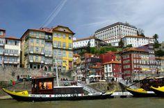 A magnífica cidade do Porto. Portugal.