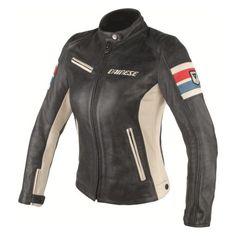 Dainese Lola D1 Women's Leather Jacket - @RevZilla