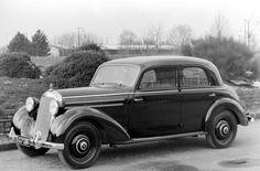 Mercedes-Benz 170 Sb 1952 autoviva.com