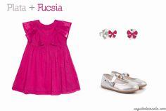 Fichajes para niña primavera verano  - Vestido Gocco - Merceditas @conguitosofcl  - Pendientes @tousjewelry