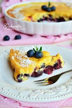 Gabriella kalandjai a konyhában :): Gyümölcsös tejes pite