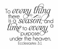 Ecclesiastes WORDart by Karen for WAW personal use The Words, Ecclesiastes 3, Christ In Me, Printable Bible Verses, Card Sentiments, Seasons Of Life, Gods Promises, Bible Promises, Spiritual Inspiration