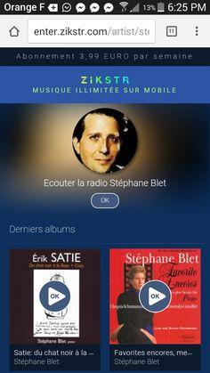 Radio Stéphane Blet.