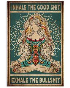 All Poster, Poster Prints, Hippie Posters, Illustration, Makes You Beautiful, Hippie Art, Artsy Fartsy, Mandala, Mindfulness