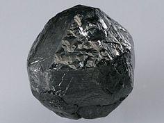 Unknown Shinny Black Stone