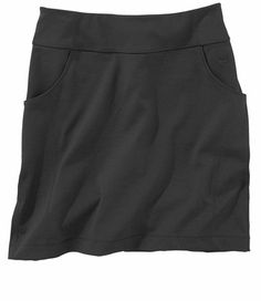 Mountain 'mini' Skirt in black, medium
