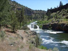 Cline Falls, Crooked River Ranch, Oregon