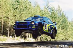 Subaru Impreza WRC - P. Solberg