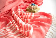 Rana Turkish Towel King Size Pestemal Fouta Striped by Orientina, The way to a mother's heart. I know, I'm a mother