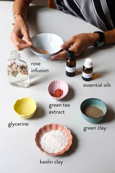 In the kitchen with Balm Kitchen: Rejuvenating Face Mask Recipe