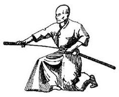 kneeling samurai - Google Search