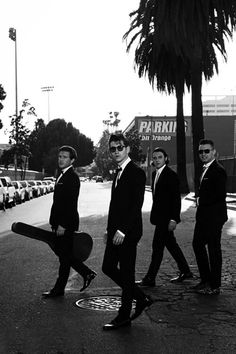 Arctic Monkeys. Pinterest @: KatieClarkson09