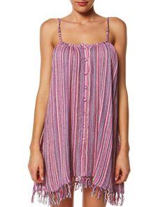 Billabong Mexicana Casual Summer Dress