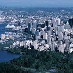 vancouver the beautiful