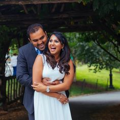 Nishit + Payal - Engagement Shoot - New York City