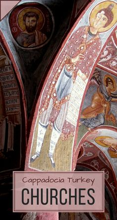 You will be amazed by the history of Christian heritage is just fascinating. Europe Travel Guide, Asia Travel, Travel Guides, Travel Destinations, Time Travel, Statues, Visit Turkey, Wanderlust, Cappadocia Turkey