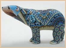 Dovetail Gallery | Polymer Clay Jewelry and Art Sculptures by Jon Anderson