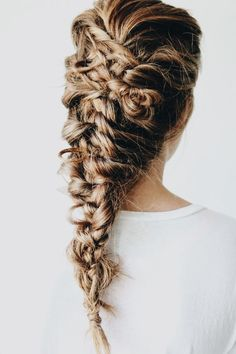Locks to Live For Good Hair Day, Great Hair, Messy Hairstyles, Pretty Hairstyles, Sporty Hairstyles, Bun Hairstyle, Black Hairstyles, Locks, Mermaid Hair
