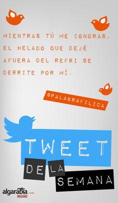 Tweet de la semana / Tweet of the week