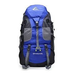 Cheap sport bag, Buy Quality outdoor bag directly from China climbing bag Suppliers: FREEKNIGHT Sport Bag Backpack Outdoor Climbing Rucksack Waterproof Mountaineering Hiking Backpacks Molle Camping Bag 5 Color Tactical Backpack, Travel Backpack, Backpack Bags, Travel Bags, Backpack Camping, Cycling Backpack, Canvas Backpack, Laptop Backpack, Unisex