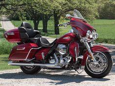 2016 Harley-Davidson® FLHTCUL Electra Glide® Ultra Classic® Low | Bruce Rossmeyer's Harley-Davidson® | Ormond Beach Florida