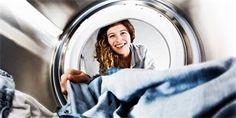 Jak vyčistit pračku levně a bez chemie