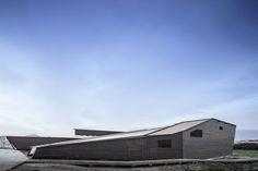 #portuguesematters - COSTA NOVA, o Centro Sociocultural sobre as dunas, pelo atelier ARX Portugal | the Social and Cultural Centre over the dunes, by office ARX Portugal | Photo: Fernando Guerra