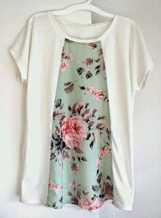 T-shirt re-make