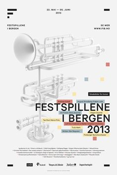 Bergen International Festival on Behance