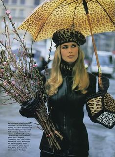 """Le fameux post """"Claudia Schiffer"""""""
