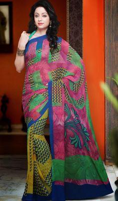 Mesmerizing Aloe Vera Green  Price: Usa Dollar $62, British UK Pound £37, Euro46, Canada CA$67 , Indian Rs3348.