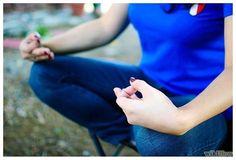 Aprenda a meditar.