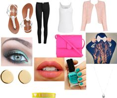 """Untitled #347"" by mrs-malik9 on Polyvore"
