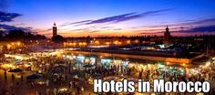 Find the best deals on all hotels in Morocco with Dennis Dames #1 Hotel Finder International by comparing 1000's of the top hotel booking sites at once. Best Price Guaranteed!