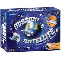 John Adams Mission Satellite £24.99
