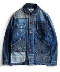 Amo Jeans, Estilo Jeans, Style Masculin, Denim Patchwork, Denim Jacket Men, Raw Denim, How To Pose, Vintage Denim, Denim Fashion
